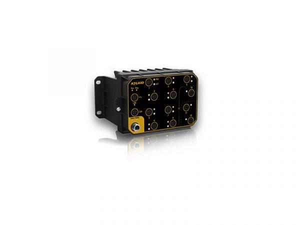 Switch de tipo industrial Kyland Aquam8012A