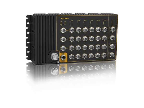 Switch de tipo industrial Kyland Aquam8628/8128