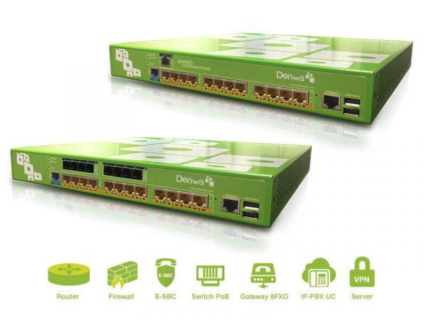 IP-PBX Premium DXP-M808A
